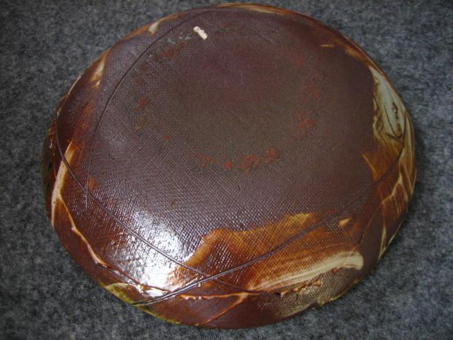 墨模様中鉢(1)